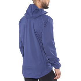 adidas TERREX Agravic 3L Jacket Men noble indigo